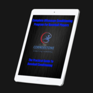 Cornerstone Conditioning Program