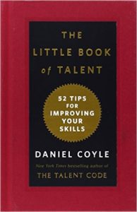 Little Book Of Talent cover