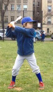 kid stance