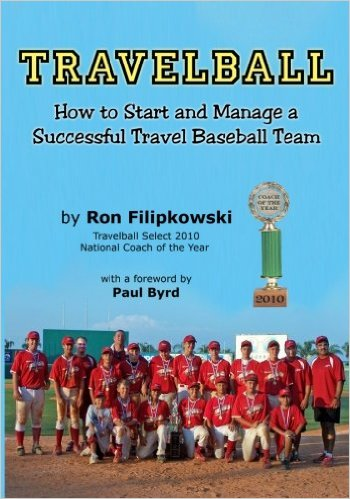 Travelball book cover