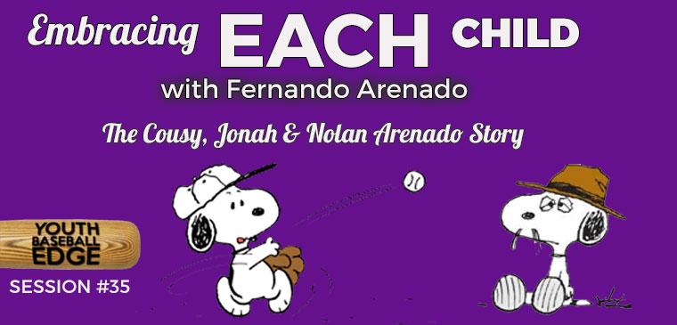 YBE 035: Embracing Each Child with Fernando Arenado