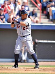 Miguel Cabrera's stance, circa 2012
