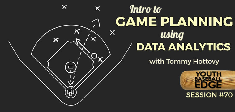 YBE 070: Intro To Game Planning Using Data Analytics with Tommy Hottovy