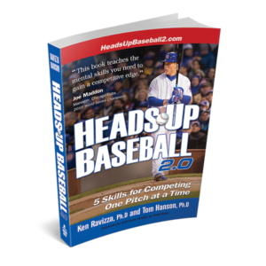 Heads Up Baseball 2.0 book