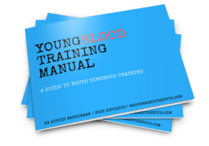 Youngblood Training Manual cover