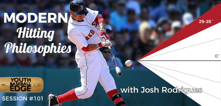 YBE 101: Modern Hitting Philosophies with Josh Rodrigues