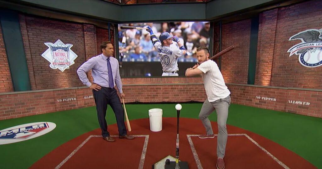 Josh swing teach